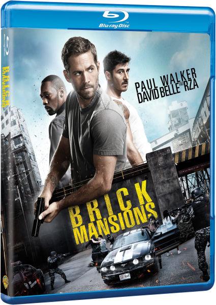 Brick Mansions (2014) [BLURAY 1080p]
