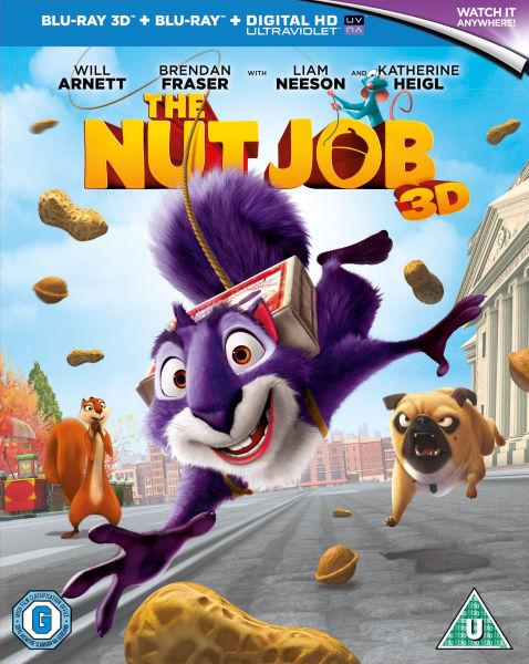 The Nut Job 3d Blu Ray Zavvi Com