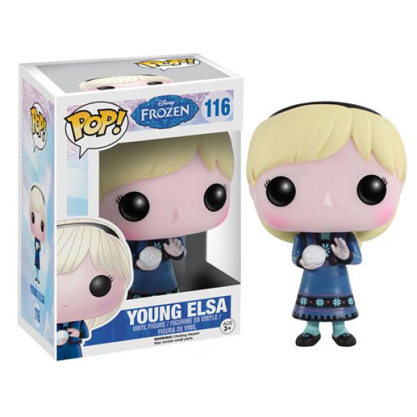 Disney Frozen Young Elsa Pop! Vinyl Figure