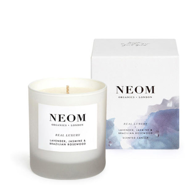 NEOM Organics Real Luxury Standard Scented Candle