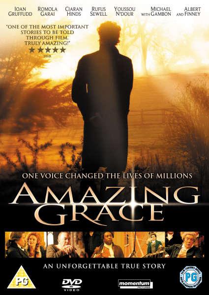 Amazing grace movie cast