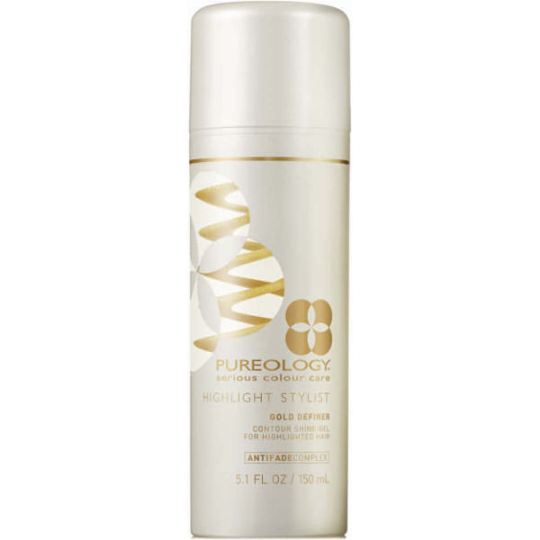 Pureology Highlight Stylist Gold Definer 150ml Free