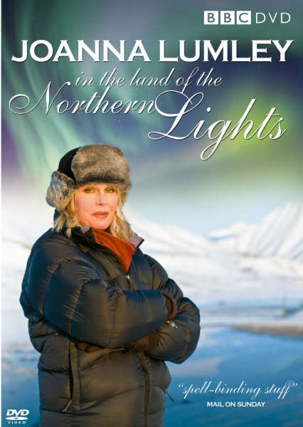 joanna lumley in the land of northern lights dvd
