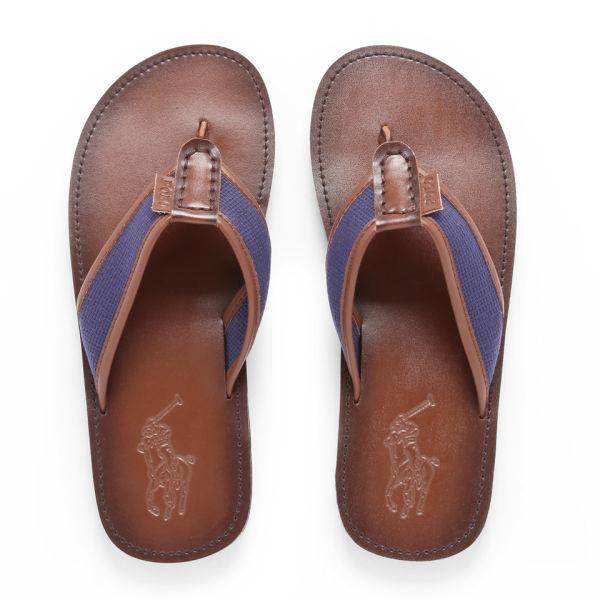97383c4a4cb578 Buy polo ralph lauren flip flops mens - 51% OFF!