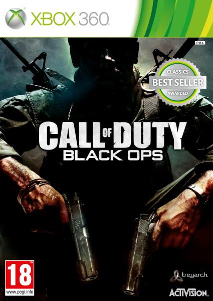 Call Of Duty Black Ops Classics Xbox 360 Zavvi