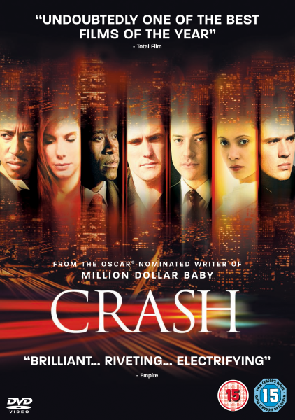 Crash 2005 Dvd Zavvi