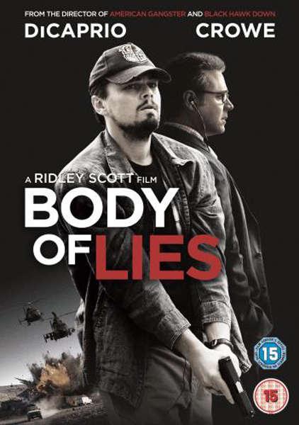 Body Of Lies Blu Ray Zavvi