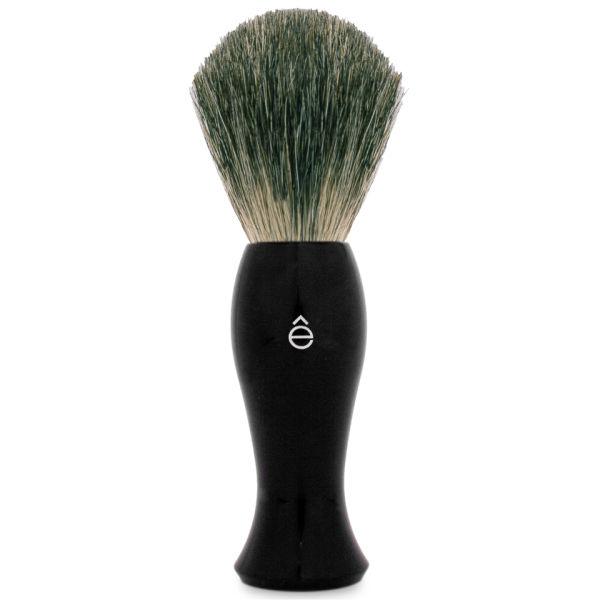 E-Shave Rasierpinsel in schwarz