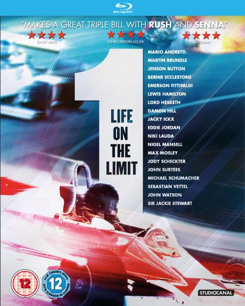 1 Life On The Limit Blu Ray Zavvi
