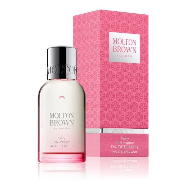 Perfume de pimienta rosa Molton Brown Eau de Toilette (50ml)