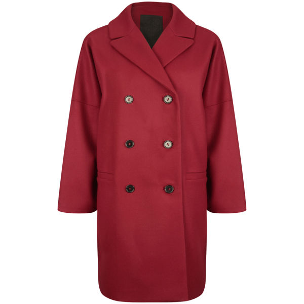 D.EFECT Women's Gena Winter Coat - Red