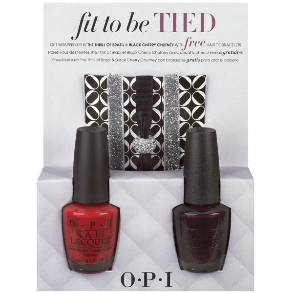 Opi Fit to be Tied Duo 1 Gift