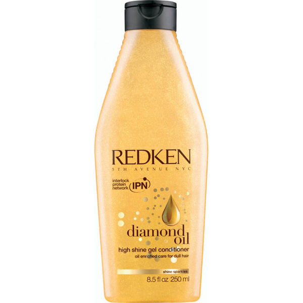 Acondicionador súper brillo Redken Diamond Oil High Shine