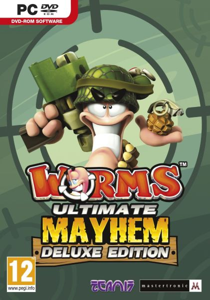 Free: worms: ultimate mayhem deluxe edition steam game download.