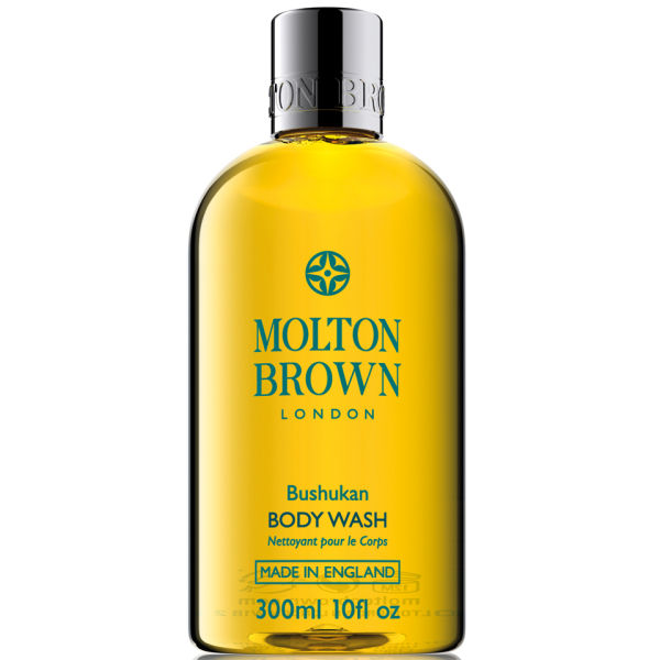 Molton Brown Bushukan Body Wash Skinstore