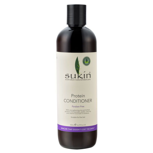 Sukin Après-shampooing protéine (500ml)