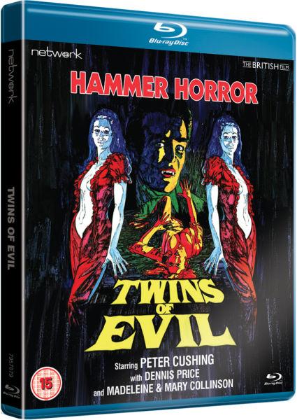 Twins Of Evil Blu Ray Zavvi