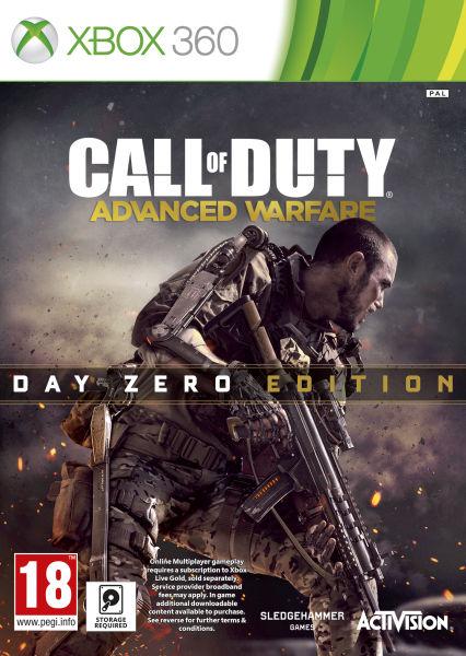 Call of Duty Advanced Warfare Day Zero Xbox 360 Zavvi