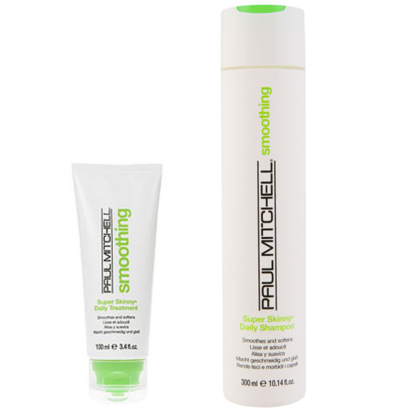 Paul Mitchell Super Skinny Duo- Shampoo & Daily Treatment