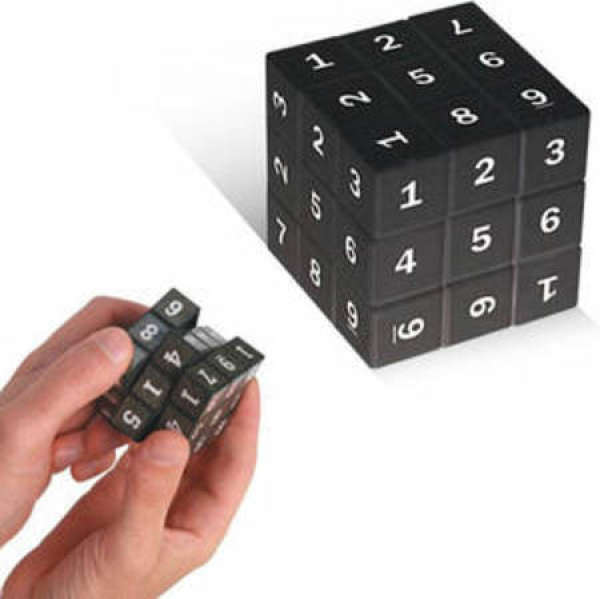 how to solve a sudoku cube