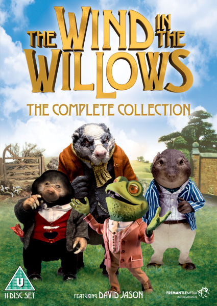 Wind In The Willows - The Complete Series [11 Disc Box]