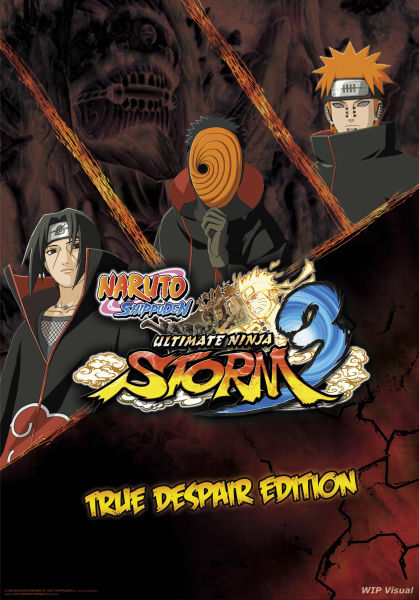 Naruto Shippuden Ultimate Ninja Storm 3 True Despair