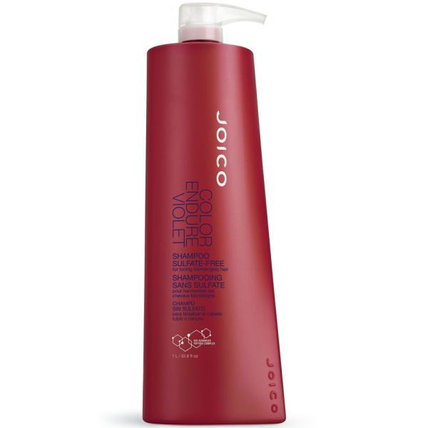 Joico Color Endure Violet Shampoo Sulfate Free 1000ml