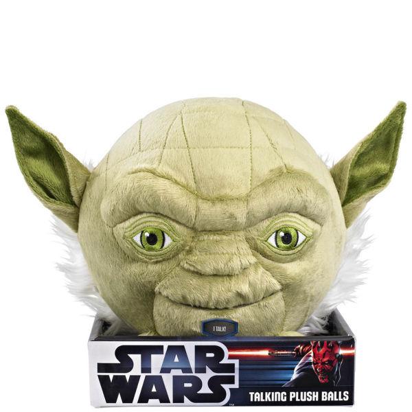 Star Wars Balls Yoda Toys Zavvi