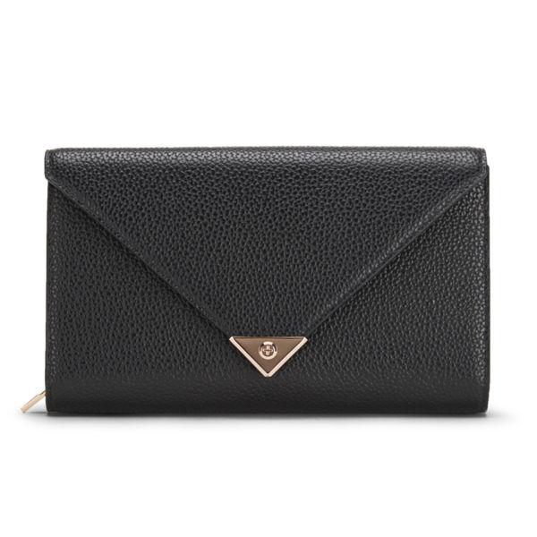 Alexander Wang Prisma Envelope Clutch Bag - Black