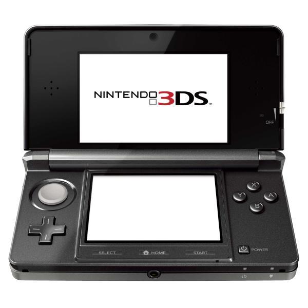 Nintendo 3ds console cosmic black games consoles - List of nintendo ds consoles ...