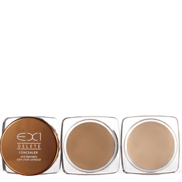 Corrector de ojeras/granos EX1 Cosmetics Delete (6,5g) (Diferentes Tonos)