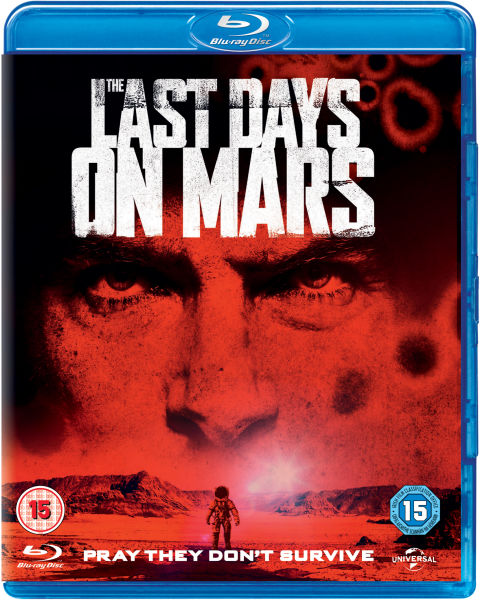 The Last Days on Mars Blu-ray | Zavvi.com