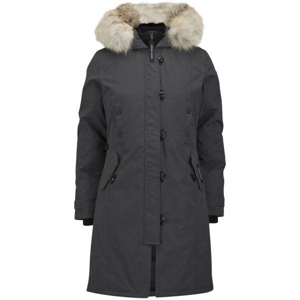 Canada Goose trillium parka online price - Canada Goose Women's Kensington Slim Fit Hooded Fur Trim Parka ...