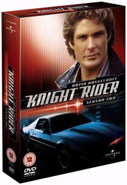 Knight Rider - Complete Season Two DVD | Zavvi