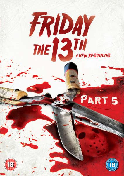 friday the 13th part v a new beginning dvd zavvicom