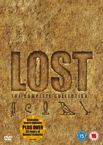 Lost Complete Seasons 1-6 Box Set