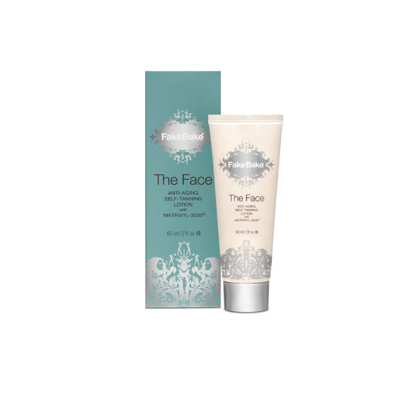 Bronceador facialFake Bake The Face Tanning (59 ml)