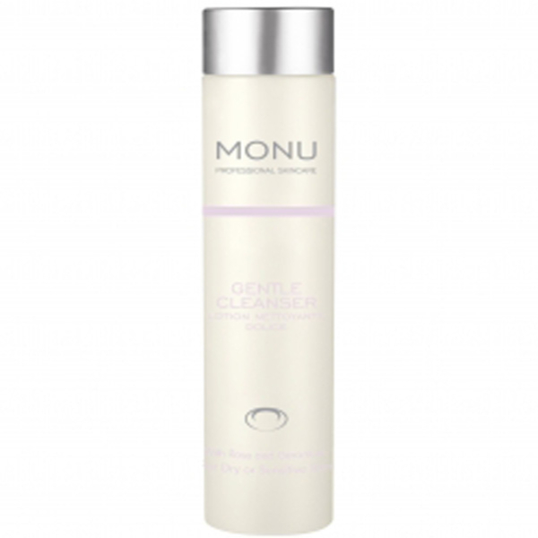 Monu Gentle Cleanser 200ml Free Delivery