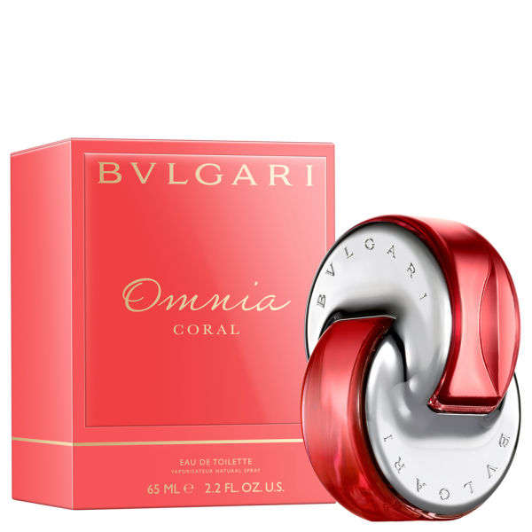 bvlgari omnia coral edt 65ml free delivery. Black Bedroom Furniture Sets. Home Design Ideas