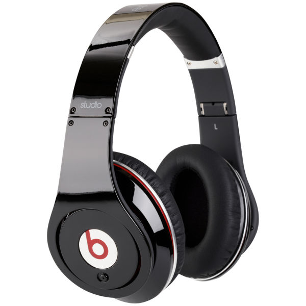 beats by dr dre studio noise cancelling hd headphones. Black Bedroom Furniture Sets. Home Design Ideas