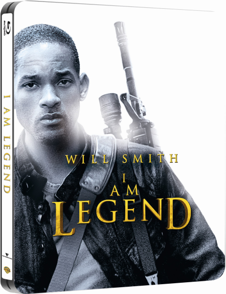 I Am Legend - Steelbook Edition