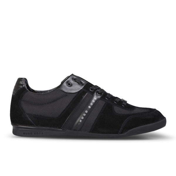 BOSS Green Men's Akeen Trainers - Black