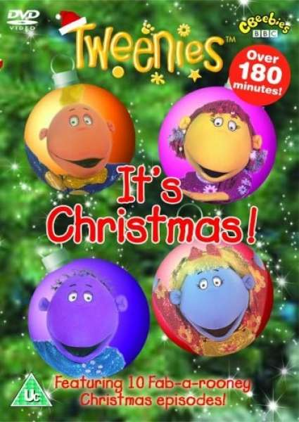 Tweenies It S Christmas Dvd Zavvi