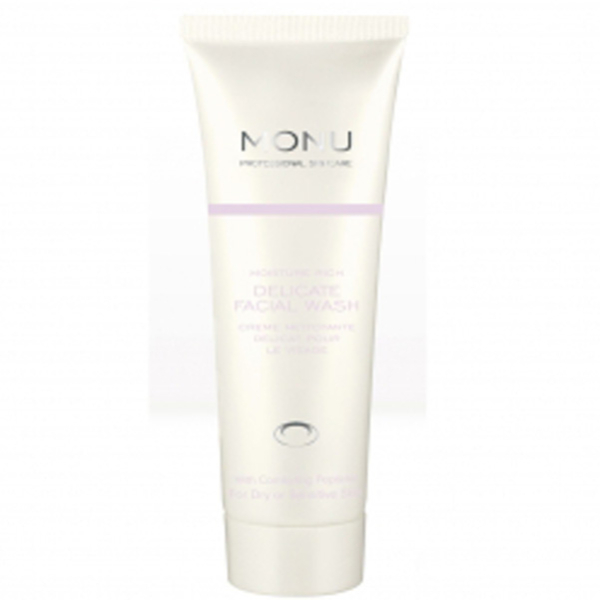 Monu delicate facial wash 100ml free delivery