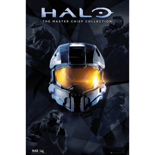 Halo 5 Guardians Animated Poster - YouTube