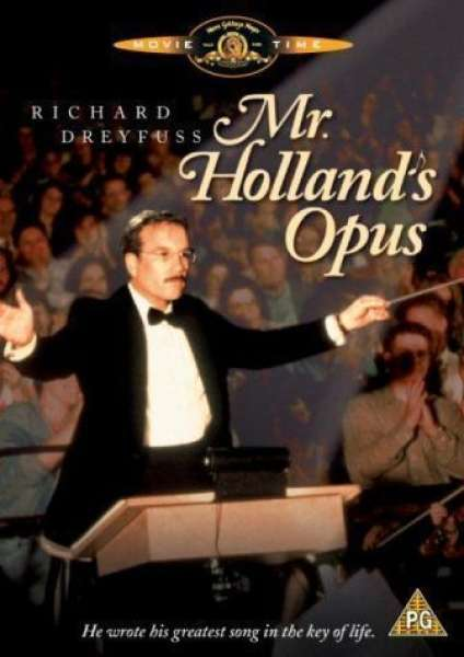mr hollands opus Quick discussion question: what was mr holland's opushow is that term used in the title to this film 1 suggested discussion/response: the word opus in this film had two meanings it was the composition that mr holland had been working on for years and it was, in addition, his whole life as a teacher and the children that he taught and inspired.
