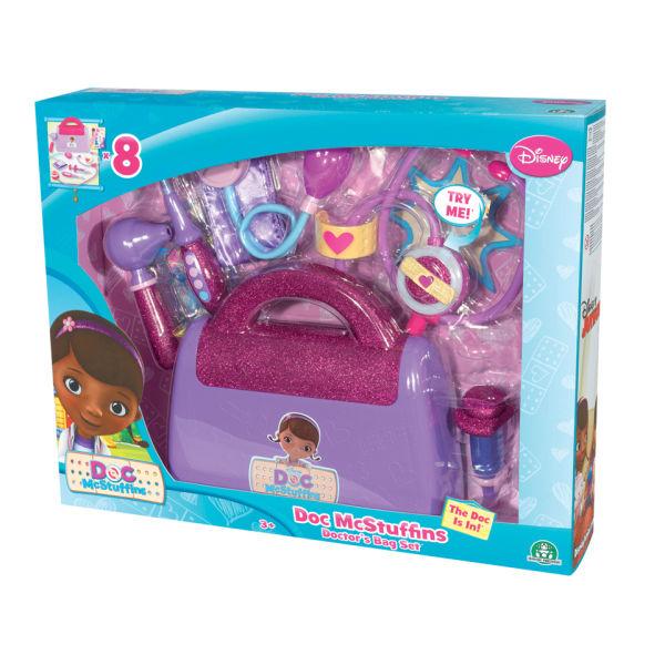 Doc McStuffins Doctor's Bag Playset Toys | Zavvi.com