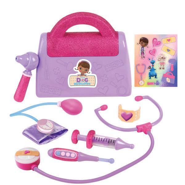 Doc McStuffins Doctor's Bag Playset | IWOOT Doc Mcstuffins Bag