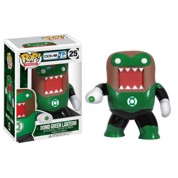 DC Heroes Green Lantern Domo Pop! Vinyl Figure