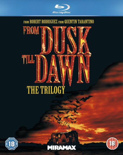 From Dusk Till Dawn Blu-Ray